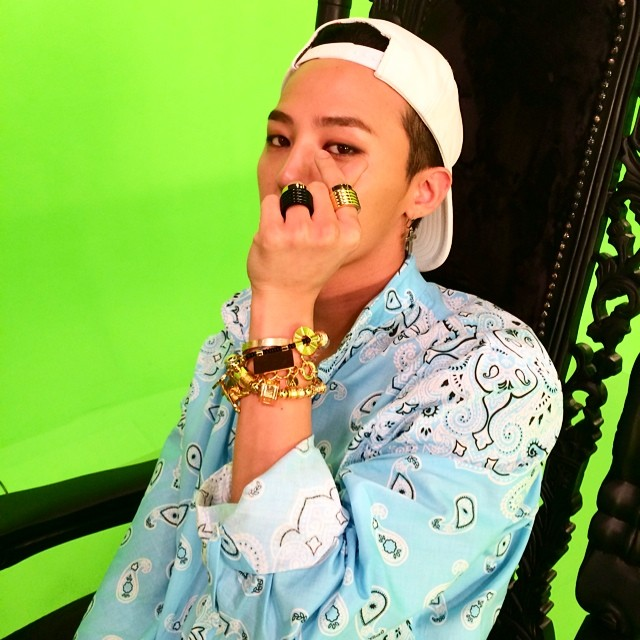 [PHOTOS] G Dragon's Instagram Updates [23/07/2014] | G ...